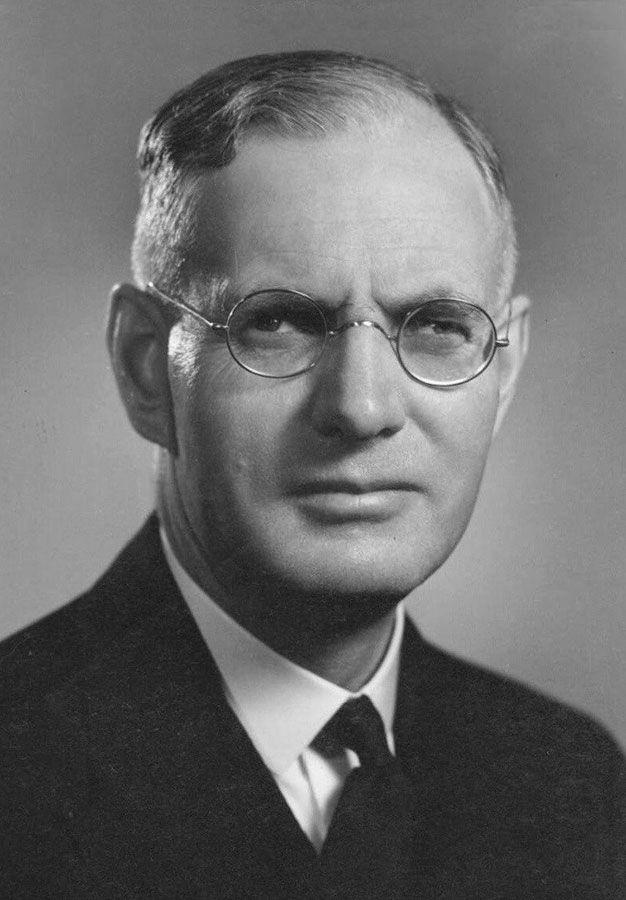 John Curtin - Primeiro Ministro da Austrália na Segunda Guerra Mundial