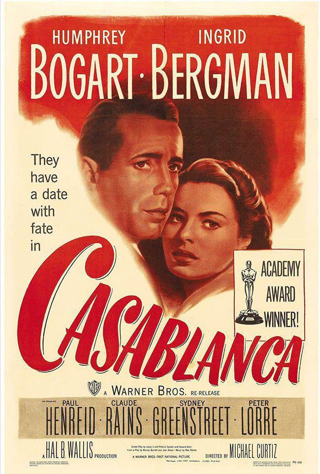 Casablanca Filme