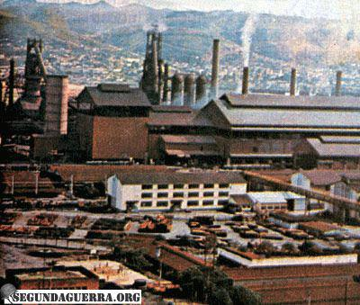 Por que o Brasil entrou na Segunda Guerra - siderurgica
