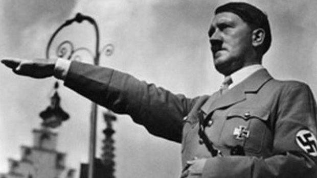 Adolf Hitler, o líder da Alemanha na Segunda Guerra Mundial