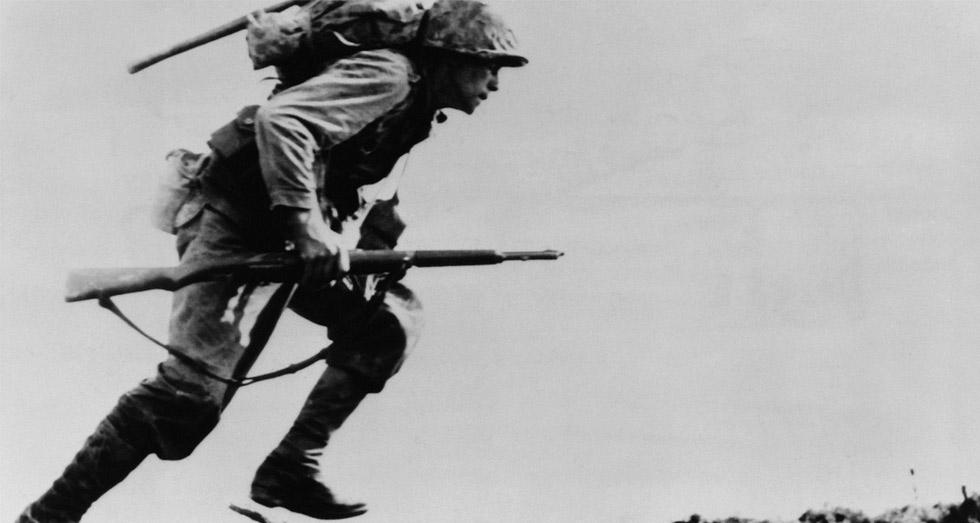 Soldado Segunda Guerra