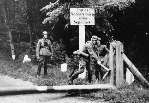 Invasão da Polônia