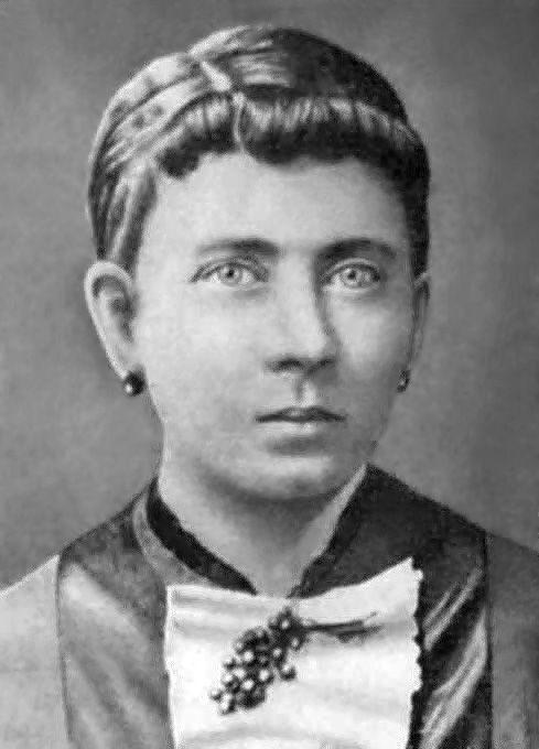 Klara Hitler, a mãe