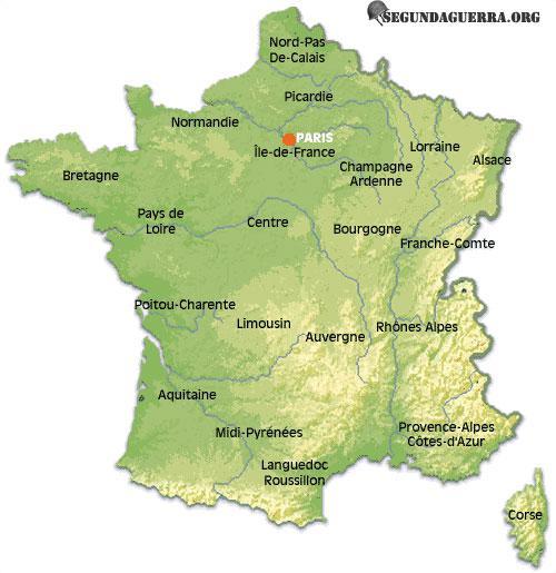 france-map