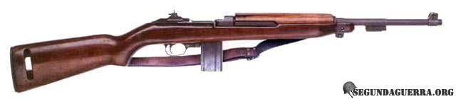 Armas da FEB - Carabina M-1