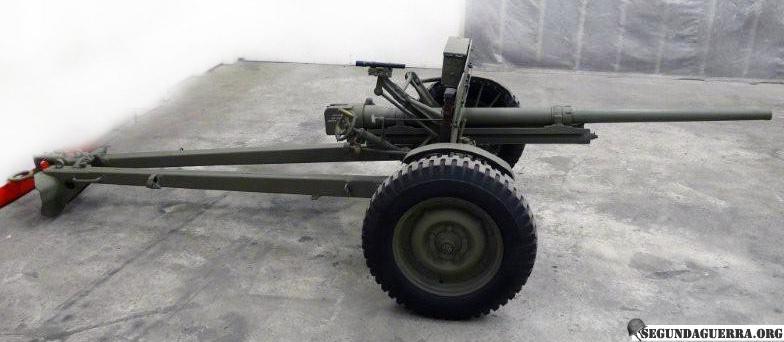 Armas de FEB - Canhão M3  37 mm