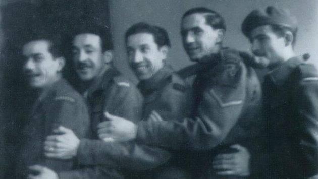 Peruano na Segunda Guerra