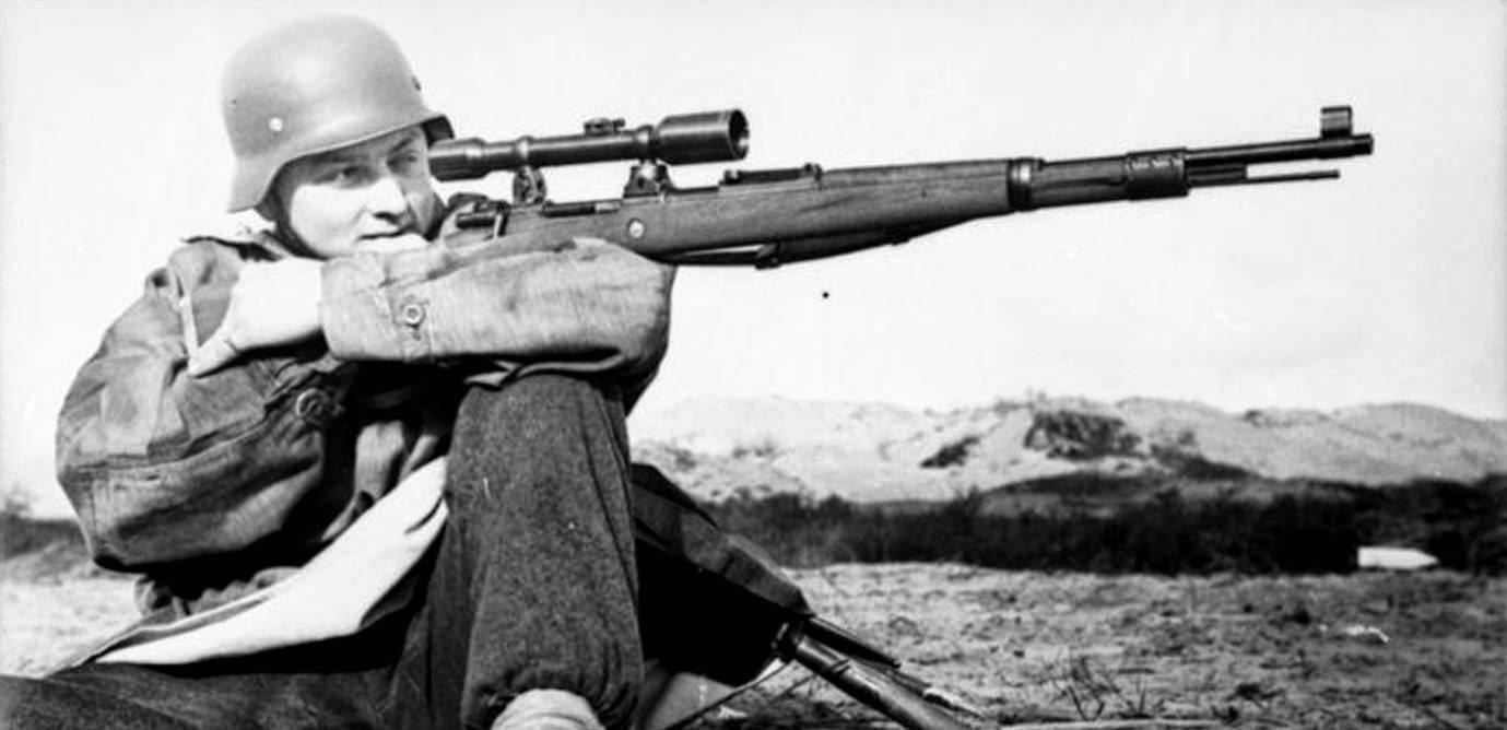Snipers Matthäus Hetzenauer