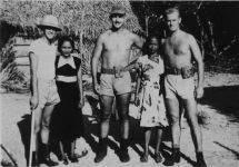 Suriname na Segunda Guerra