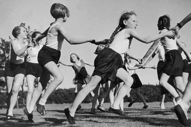 Liga das Meninas Alemãs