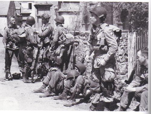 Paraquedistas da 82ª Airborne