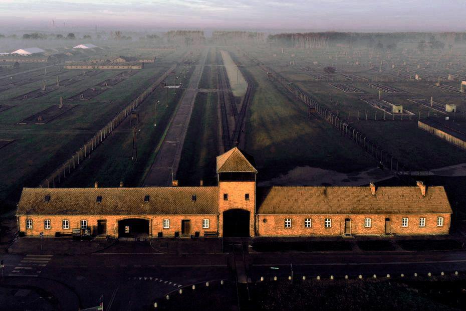 Auschwitz Campo de Concentracao
