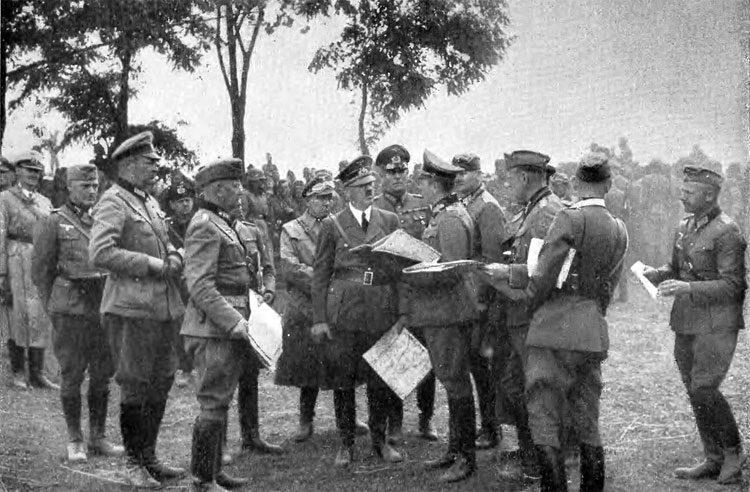 hitler na polonia - porquê Hitler decidiu atacar