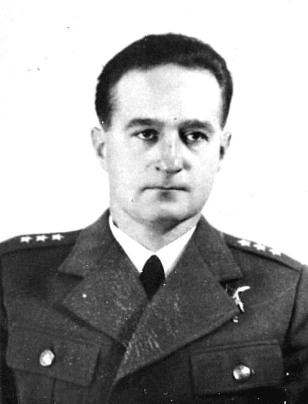 Florian Laskowski - Força Aérea Polonesa