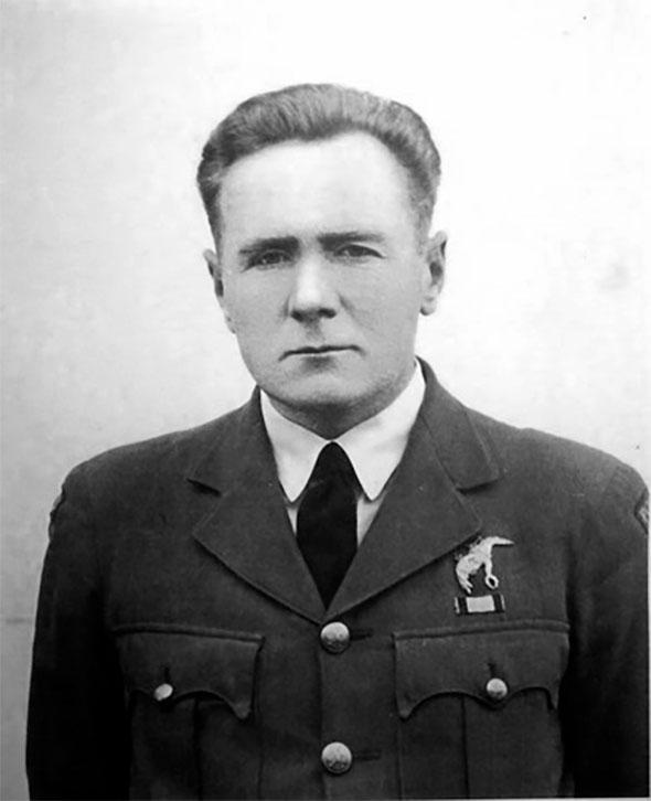 Mieczysław Mumler - Força Aérea Polonesa