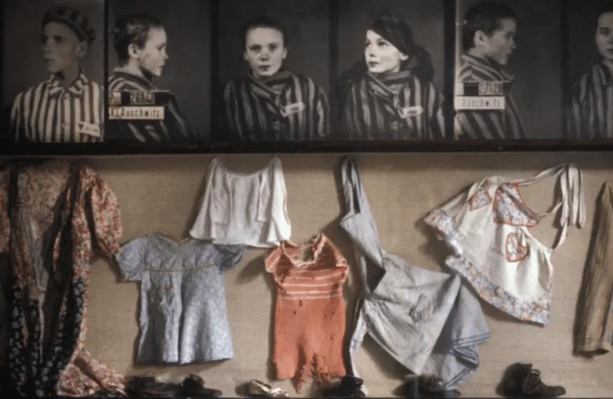 Parteira de Auschwitz